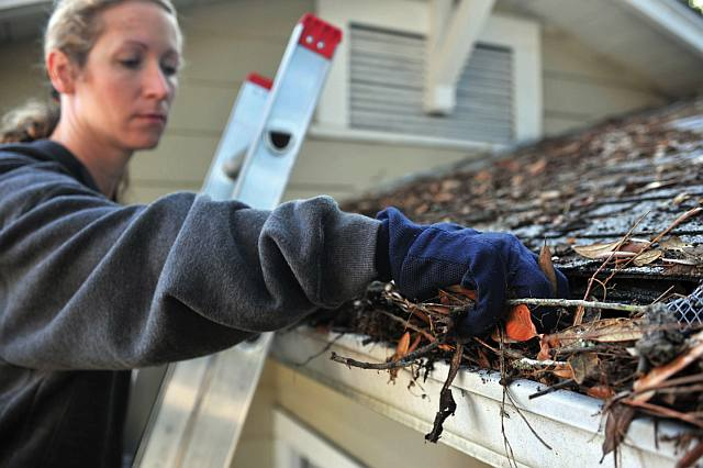 Safety Tips For Cleaning Gutters Bradenton Home Repair
