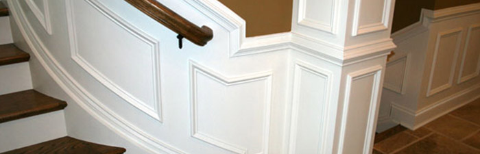 Delicieux Interior Trim And Molding Installation